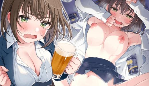 ほろ酔い・酔っ払い女子のおすすめエロASMRを紹介【同人音声・ボイス作品】